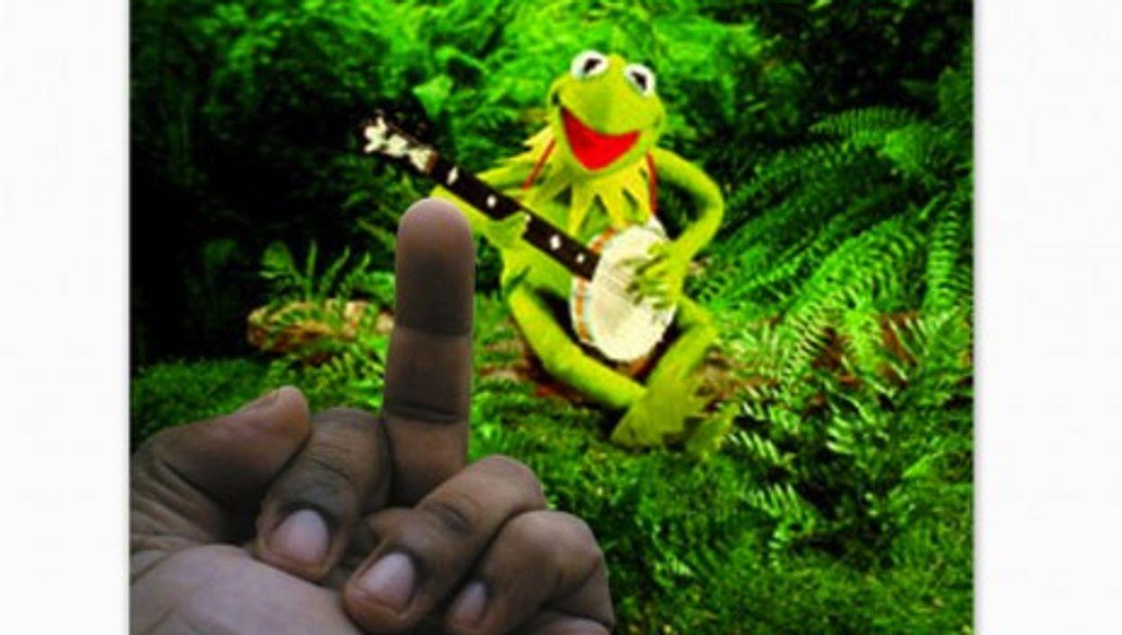 Kermit said it best: it ain't easy being green (Gord Fynes)