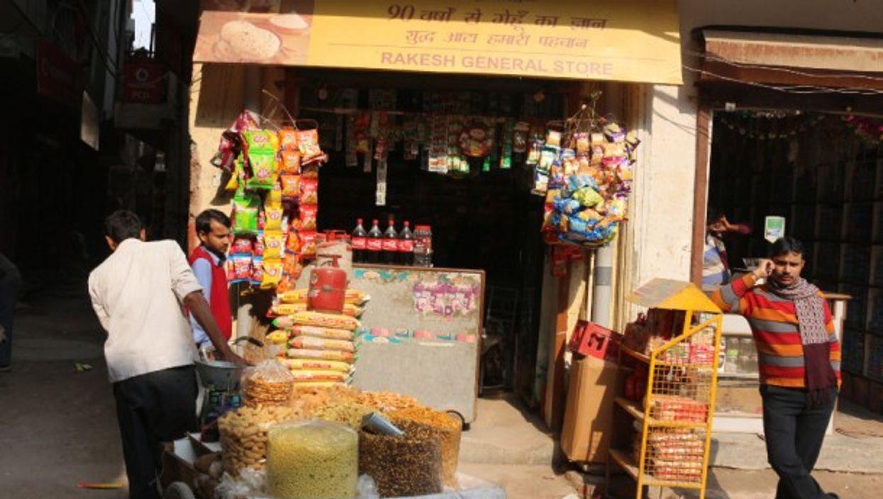 Khirki village in south New Delhi
