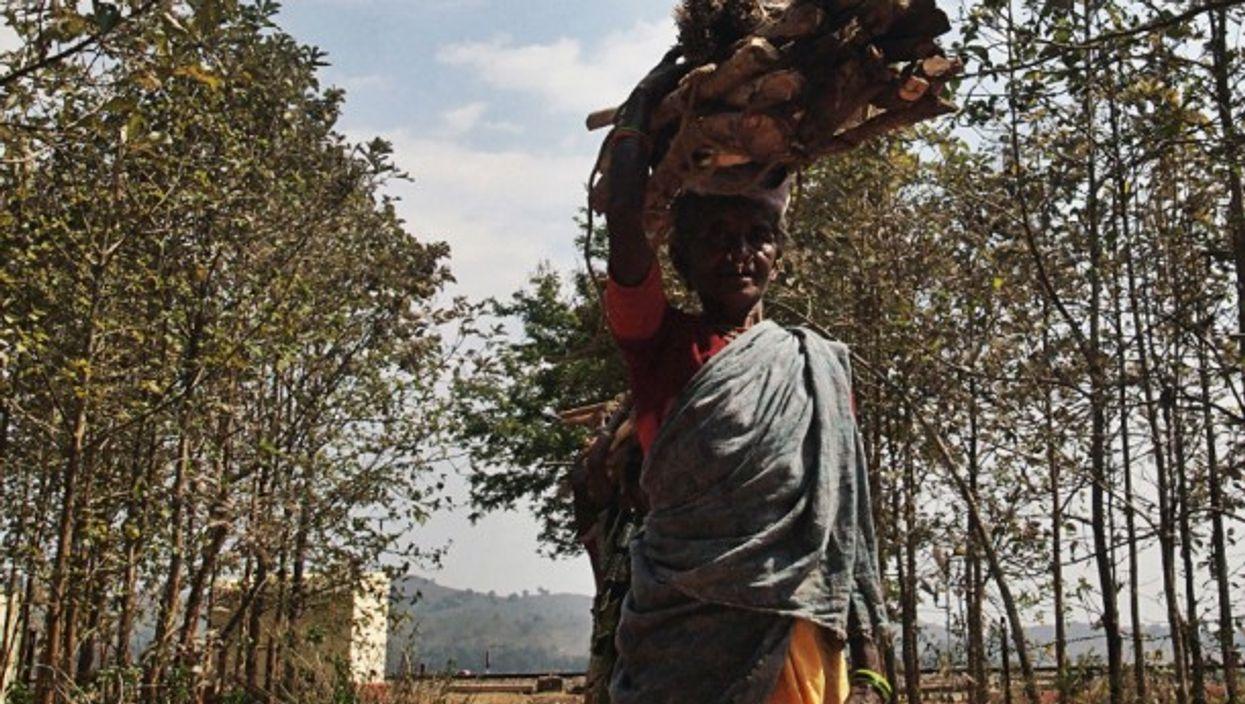 Khond women in Niyamgiri Hill, Odisha
