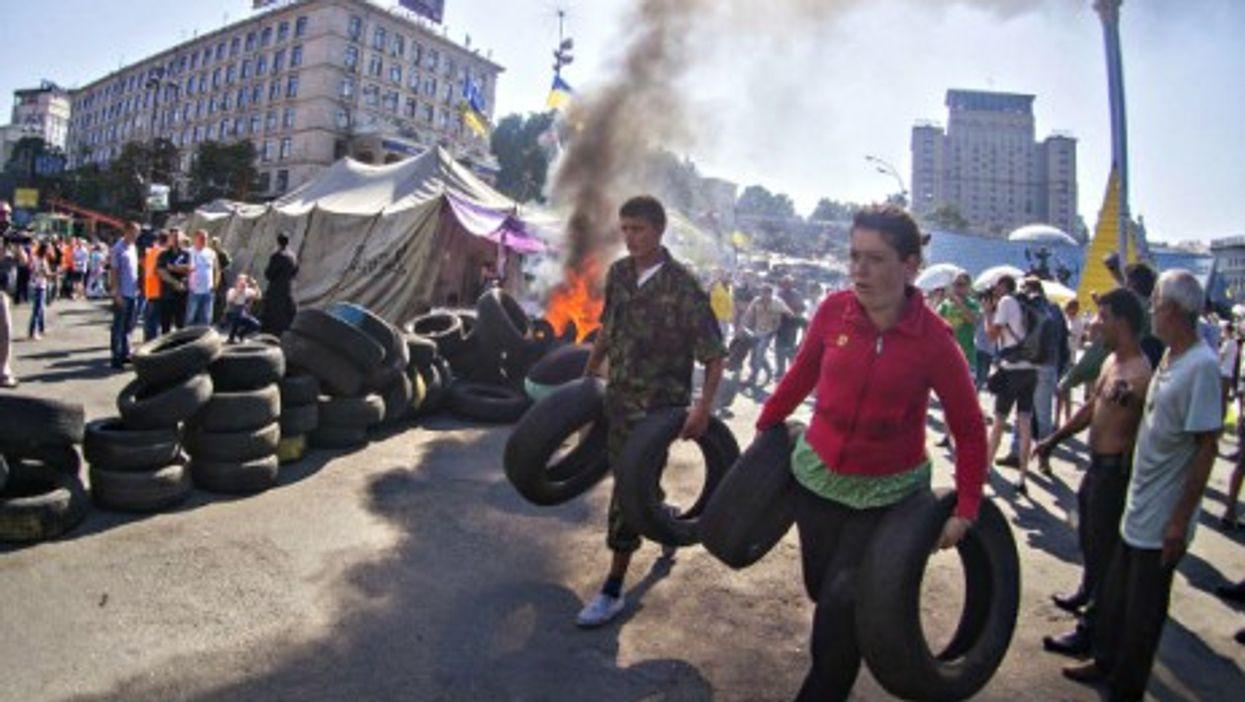 Kiev clashes