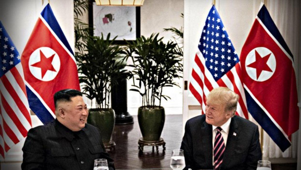 Kim and Trump happy meal?