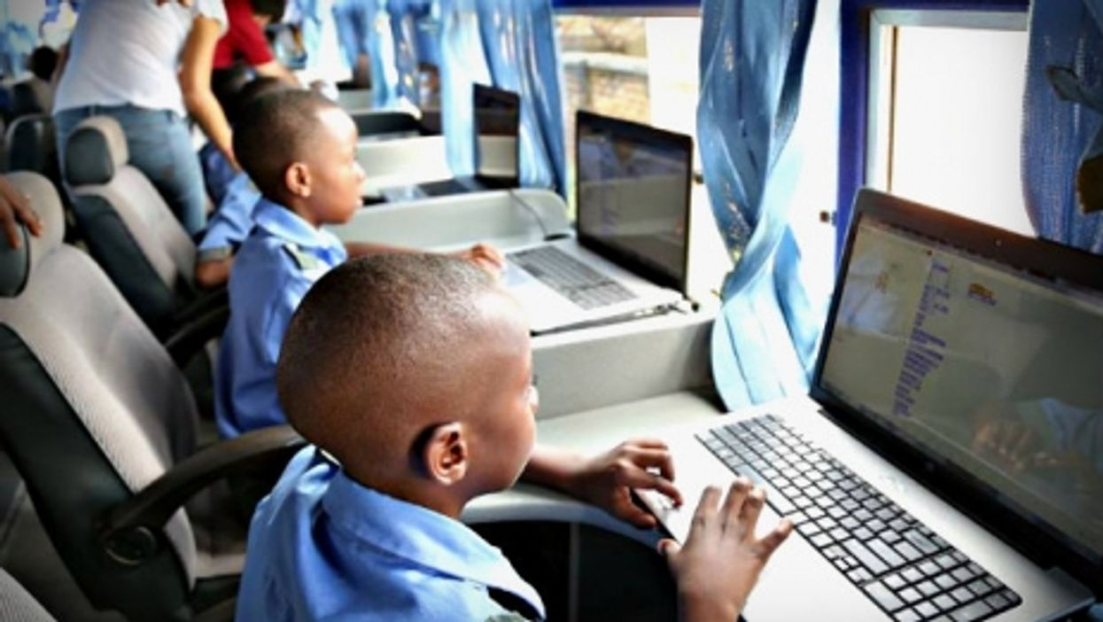 kLab is involved in programs to get the kids coding young.