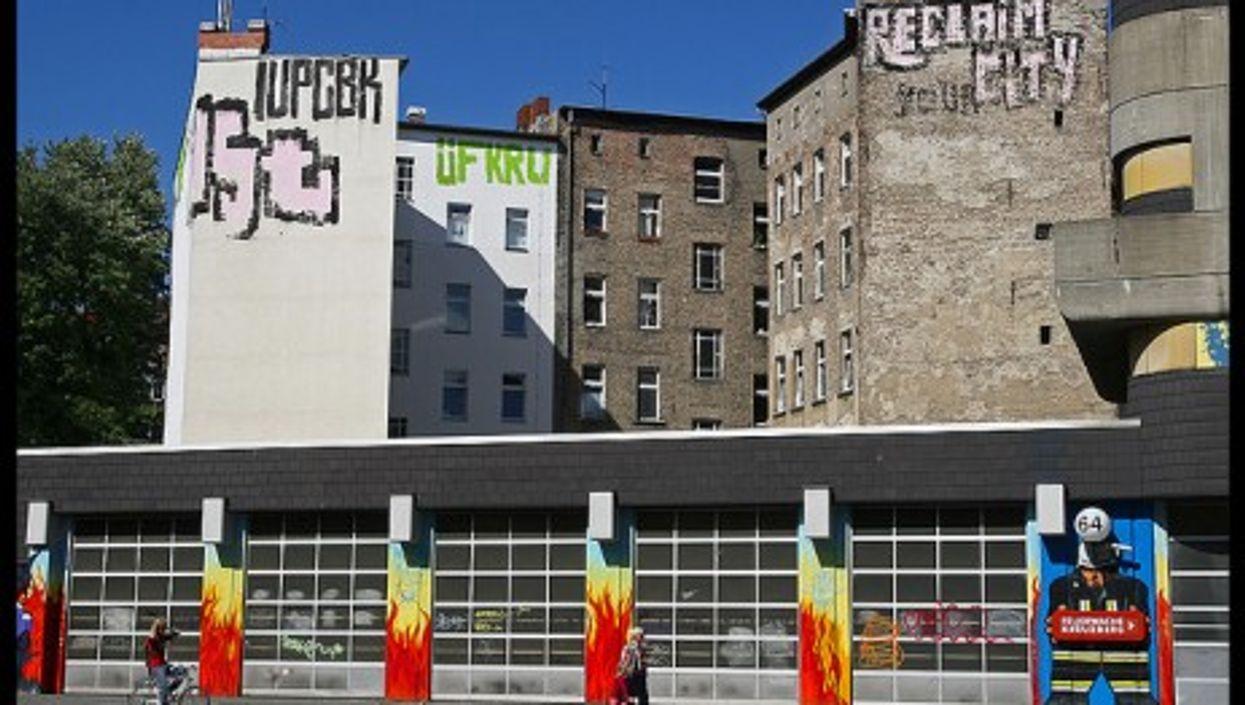 Kreuzberg is tipping toward trendy (libertinus)
