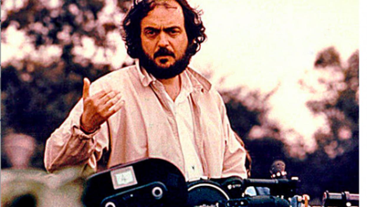 Kubrick in 1975