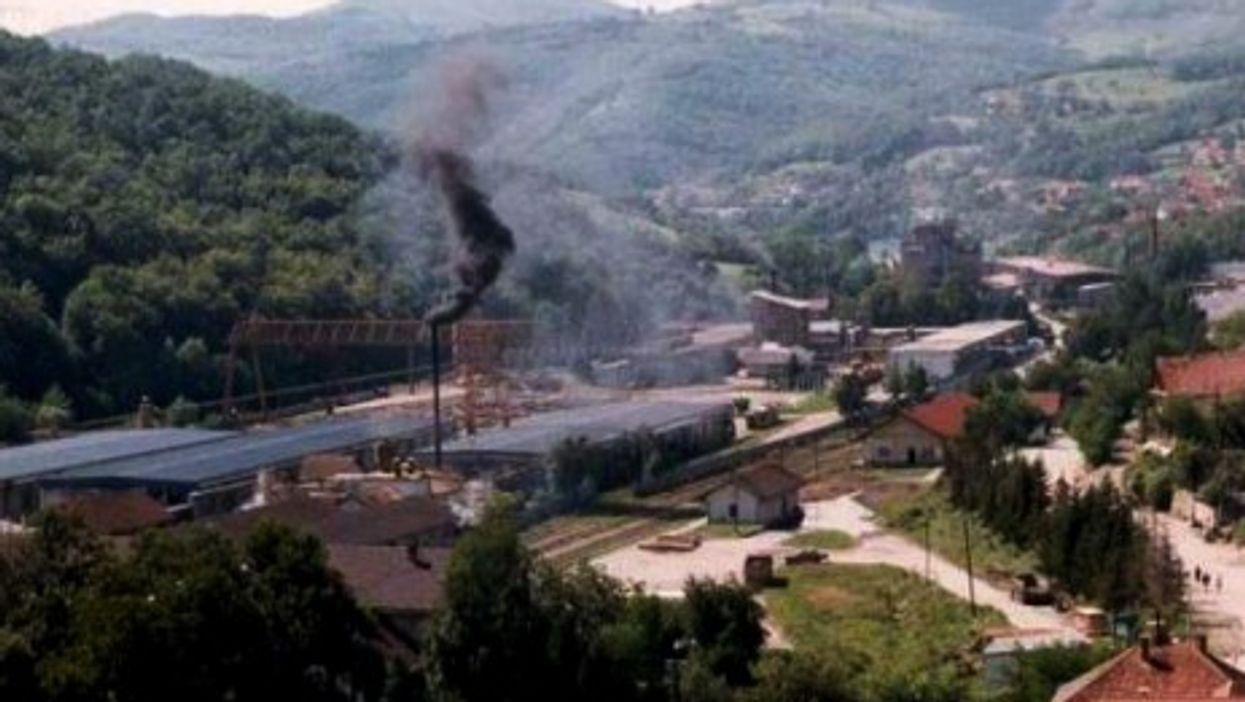 Kursumlija in southern Serbia has fallen on hard times