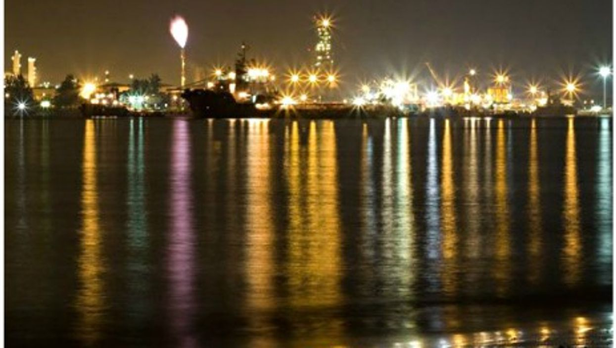 Labuan by night