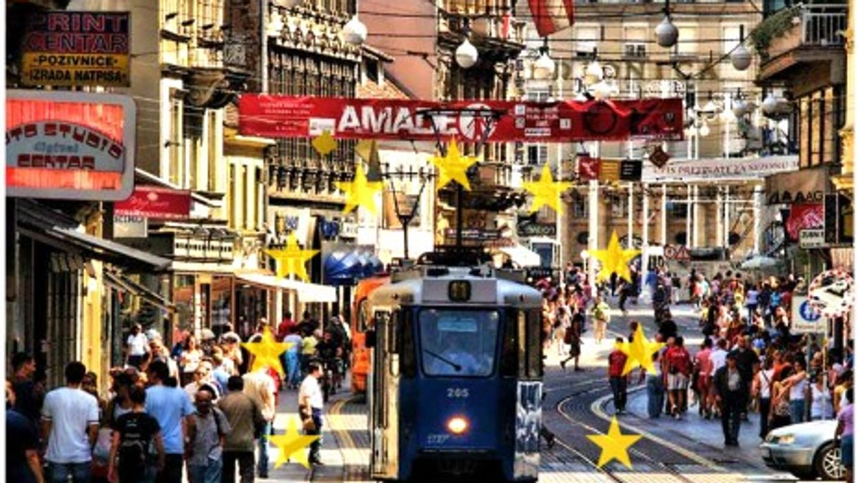 Latest but not last: Zagreb is Europe's latest star