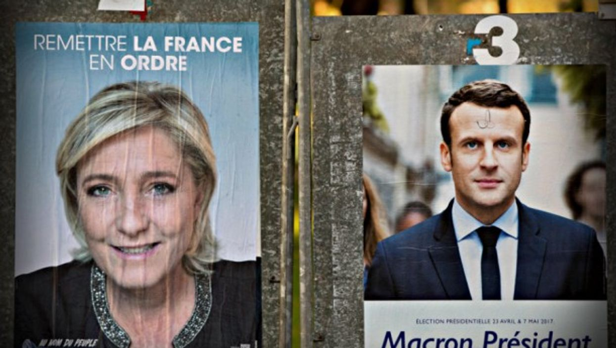 Le Pen, Macron: Who will it be?