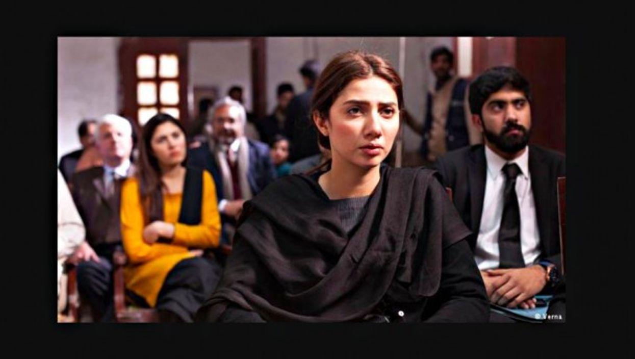 Leading Pakistani actress Mahira Khan stars as a teacher who fights back after being raped.