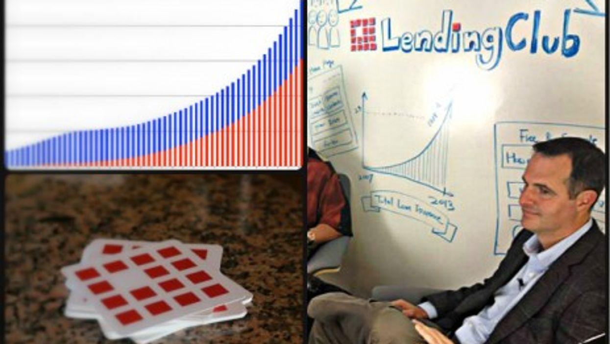 Lending Club founder Renaud Laplanche