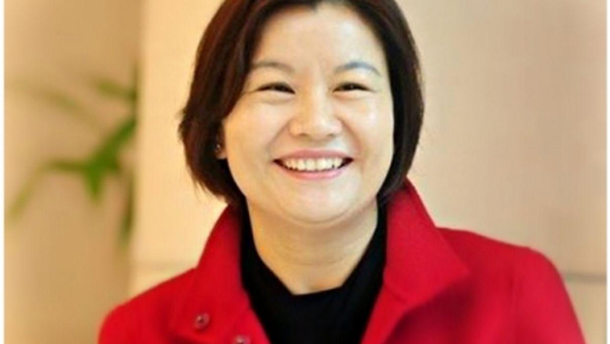 Lens Technology founder Zhou Qunfei
