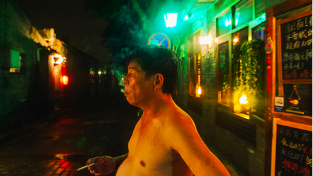Letting yourself go in Beijing (Jonathan Kos-Read)