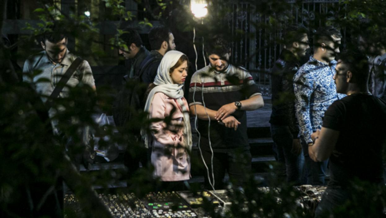 Life (as usual?) in Tehran