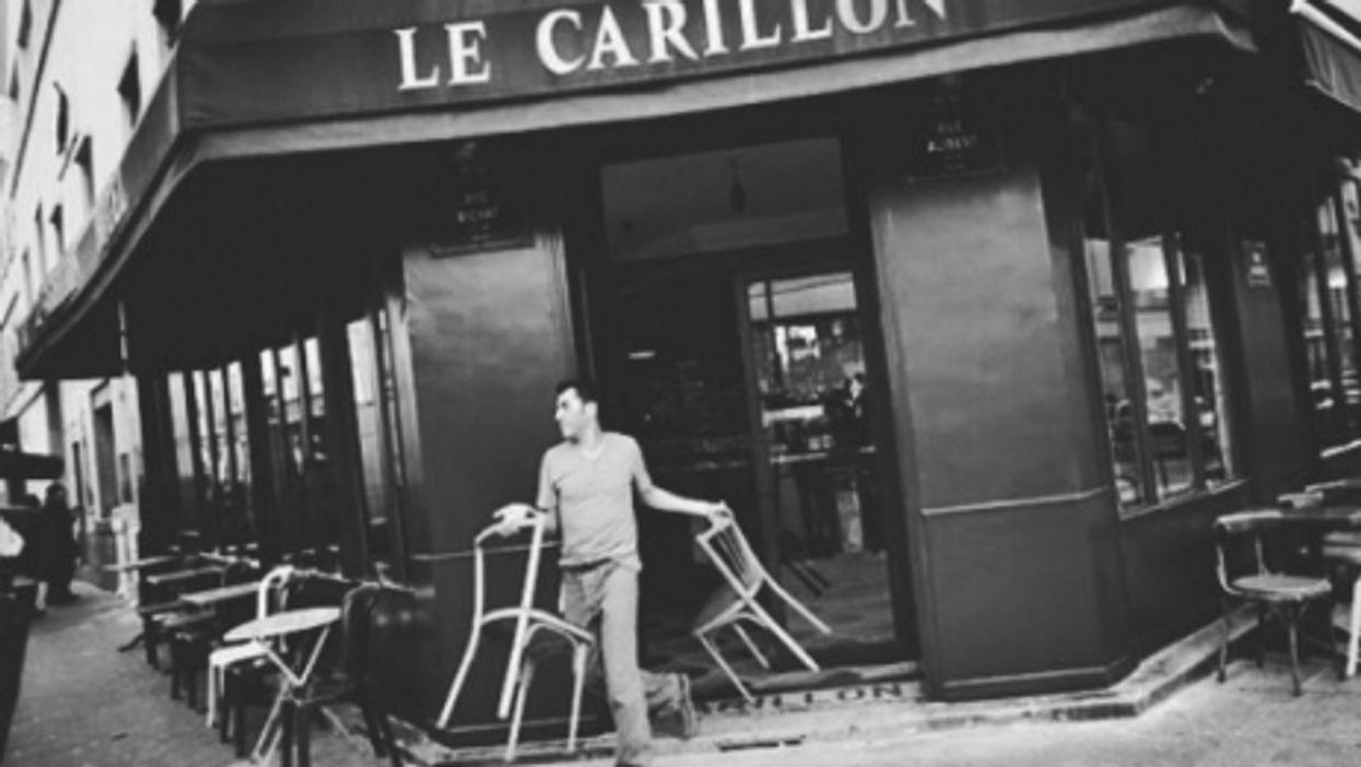 Life begins anew at Paris's Le Carillon bar