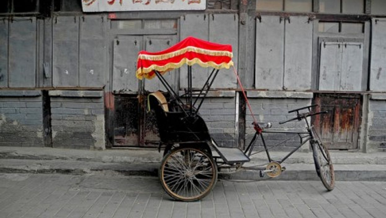 Life in the hutong