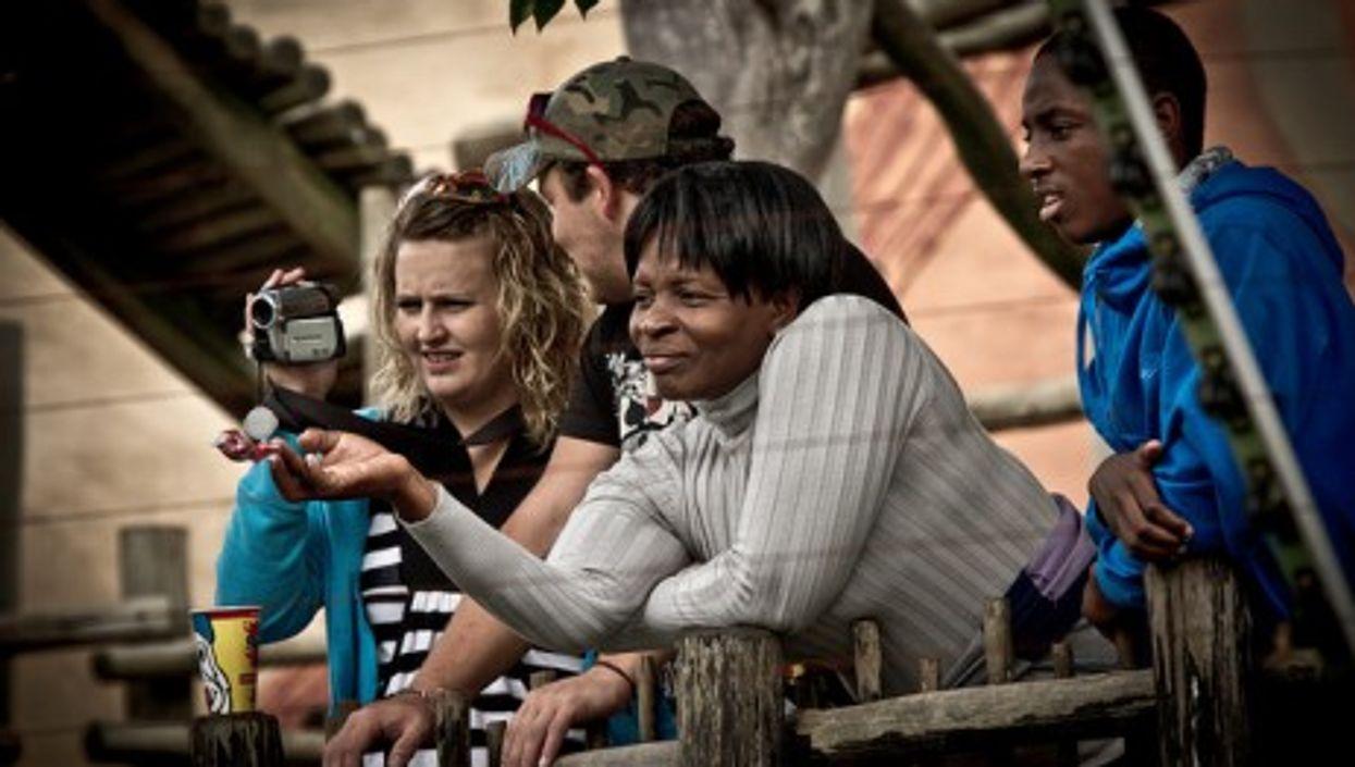 Life is nice at the Johannesburg Zoo (Axel Bührmann)