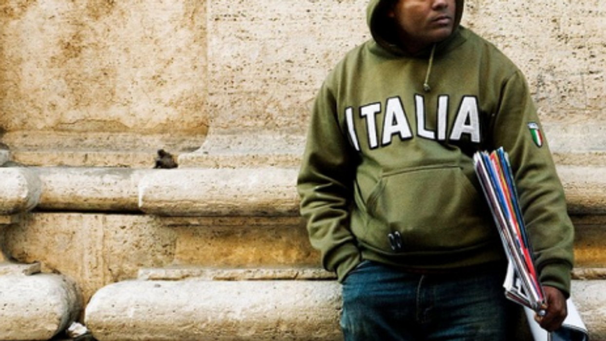 Like elsewhere in Europe, Italy has seen a steady rise in immigrants over the past two decades.