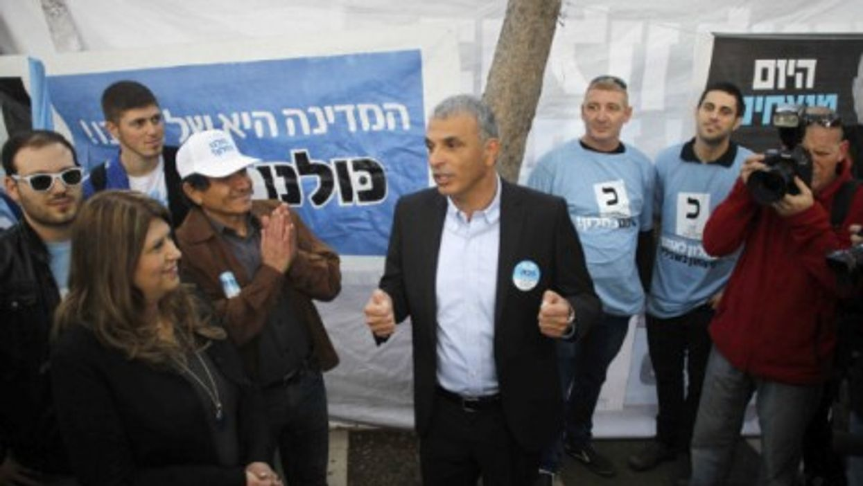 Likely next Finance Minister Kahlon making his case