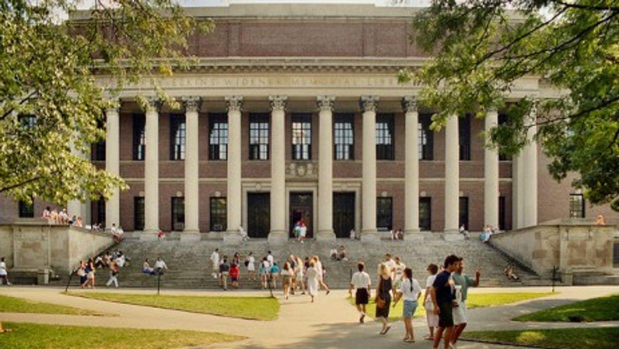 Living the Harvard dream (Will Hart)