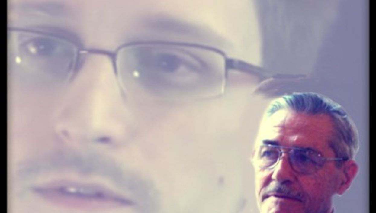 Louis Pouzin has known about what Snowden revealed since 2005