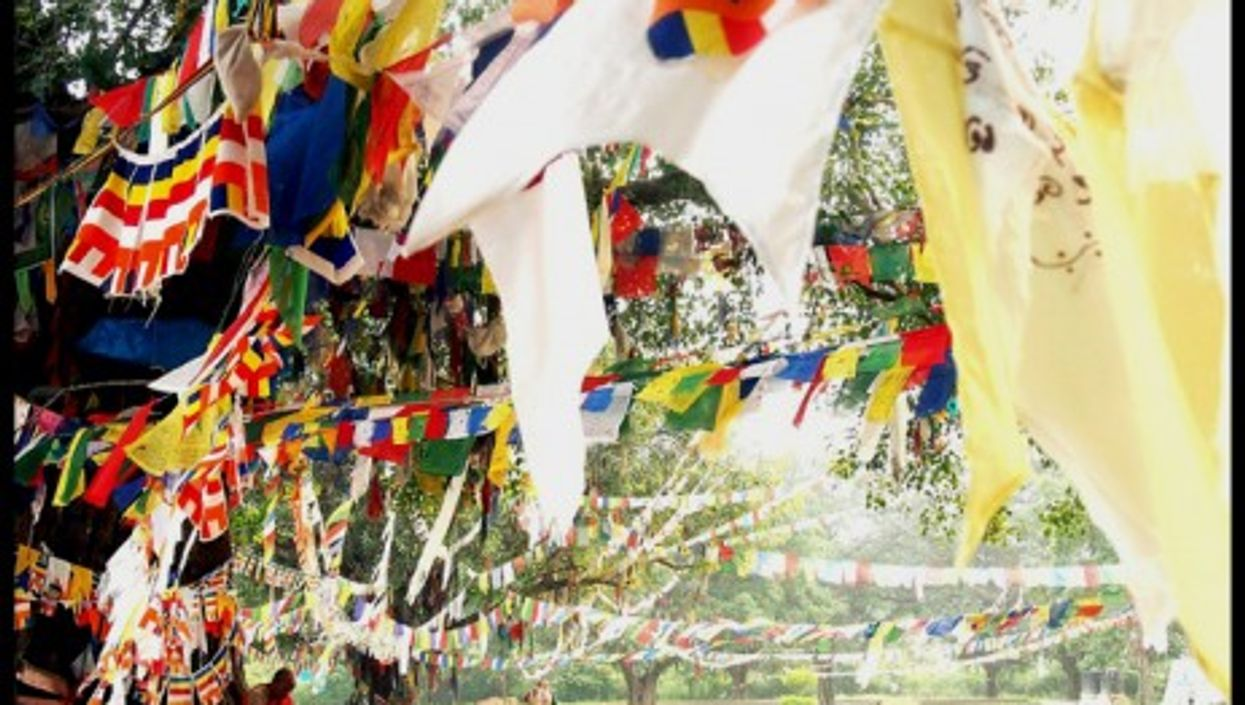 Lumbini, the Mecca of every Buddhist