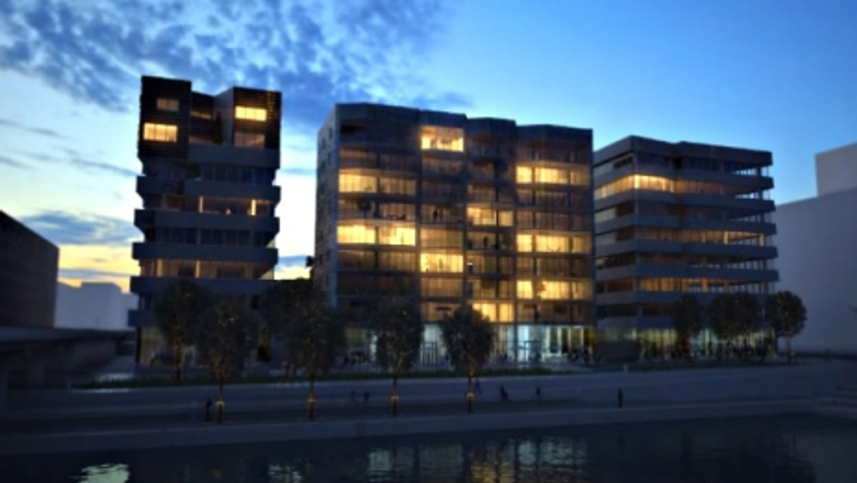 Lyon's Hikari development project