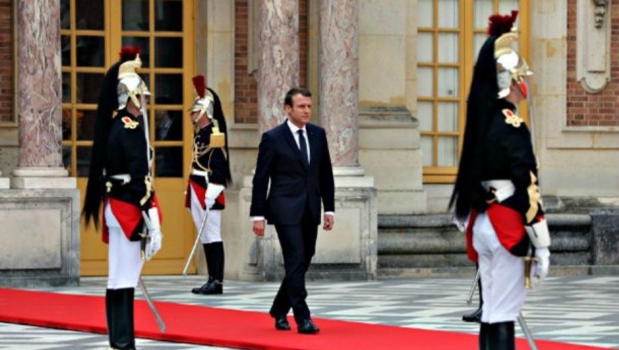 Macron, a good fit for the French
