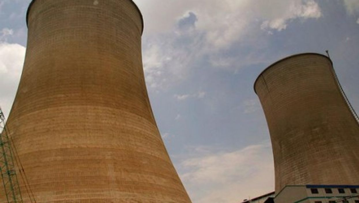 Made-in-China nuclear facilities, like the Liangshan Yizu power plant, may soon be built in Turkey (CookieEvans5)