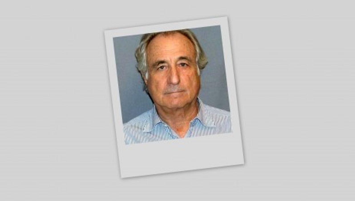 Madoff's prison mugshot (United States Department of Justice)