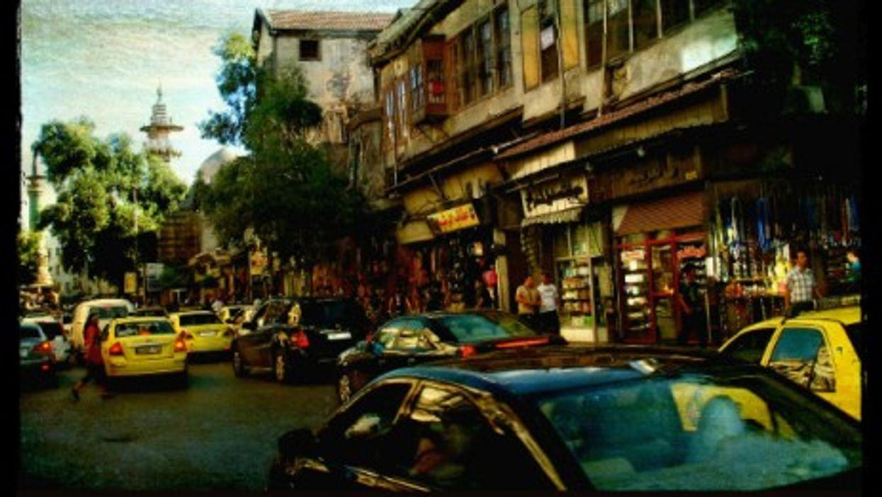 Making do in Damascus