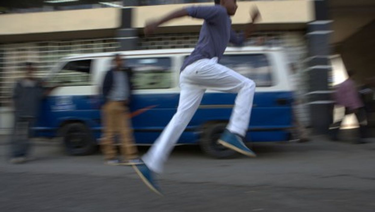 Making the leap, into Made in Africa sneakers
