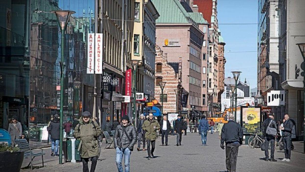 Malmö, Sweden/March 30, 2020