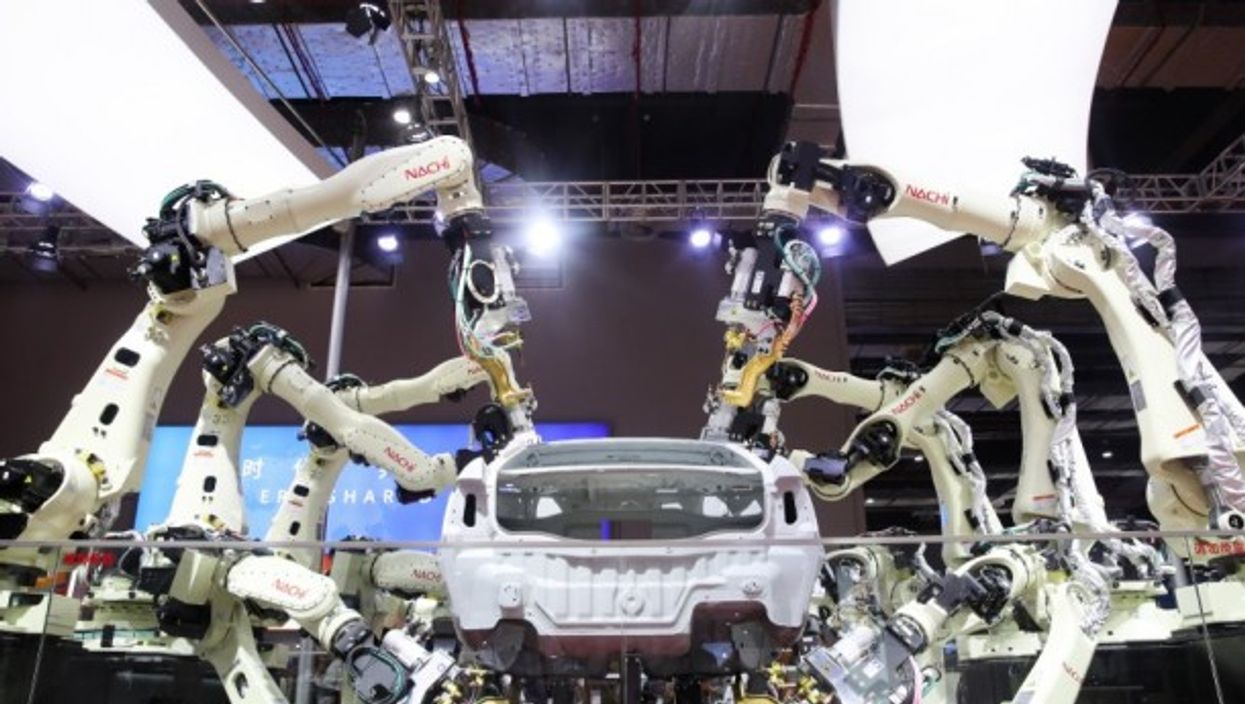 Many assumed automation would take jobs from real workers, but that seems not to be the case