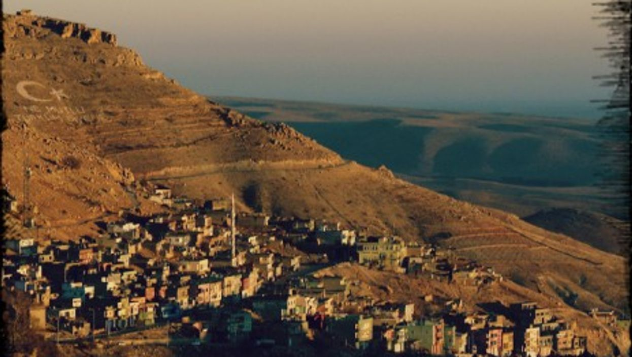 Mardin, one of the Turkish provinces still riddled with land mines