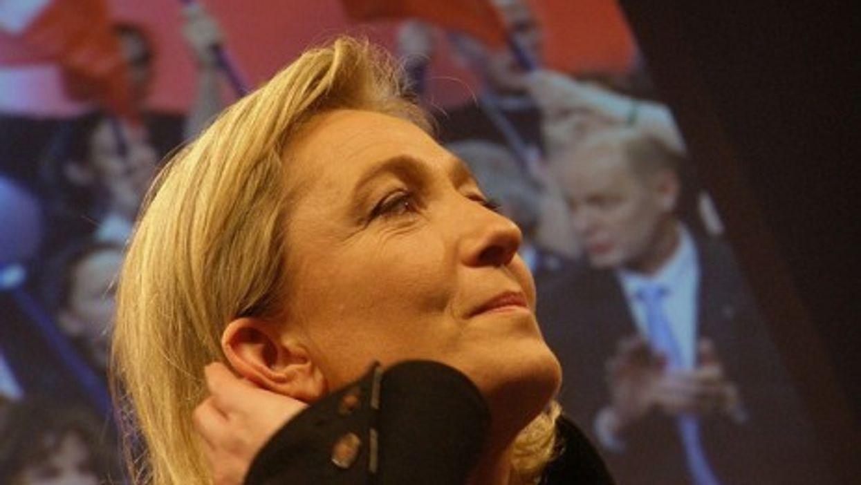 Marine Le Pen: One of Europe's 10 most dangerous