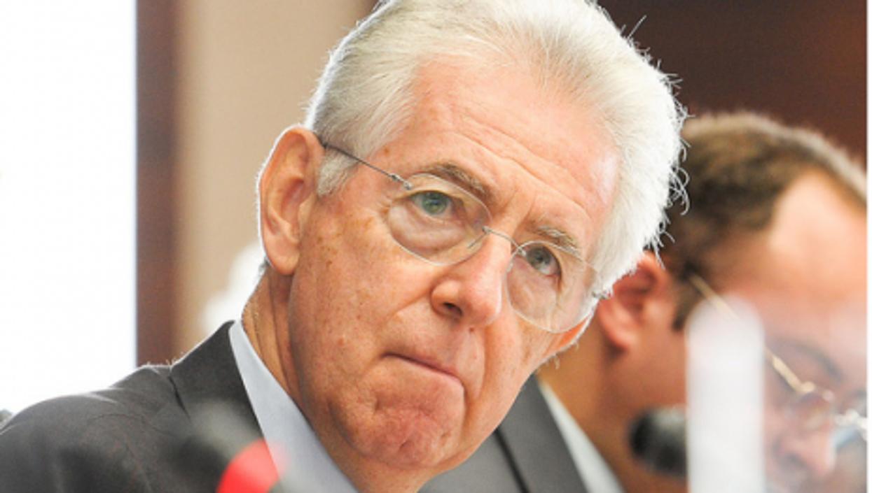 Mario Monti (friendsofeurope)