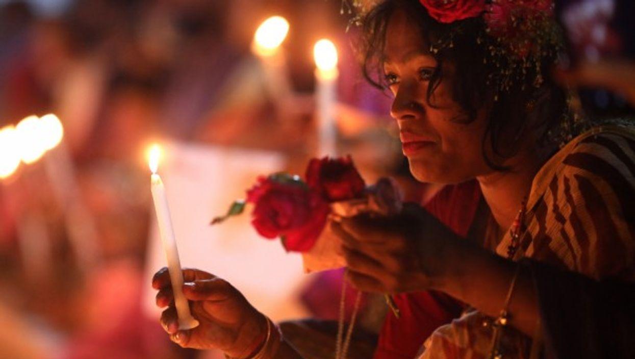 Marking International Women's Day in Bangladesh