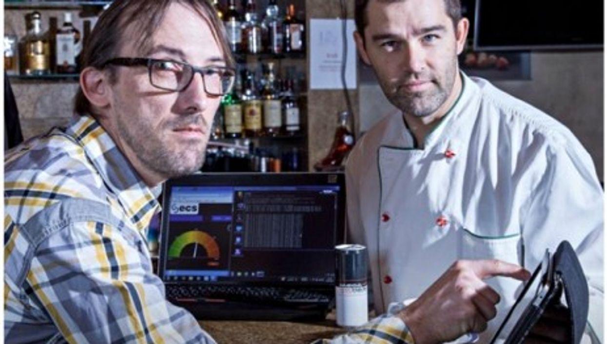 Martin Ammann and Roger Widmer