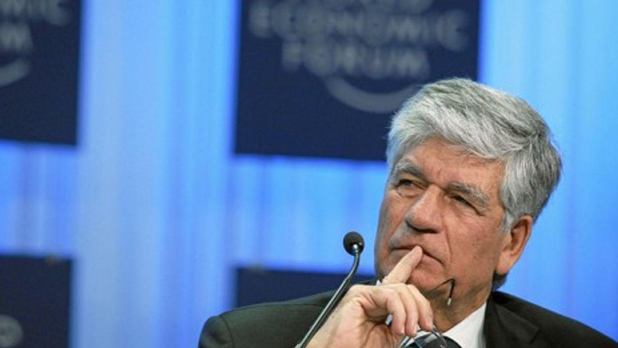 Maurice Lévy, CEO of Publicis
