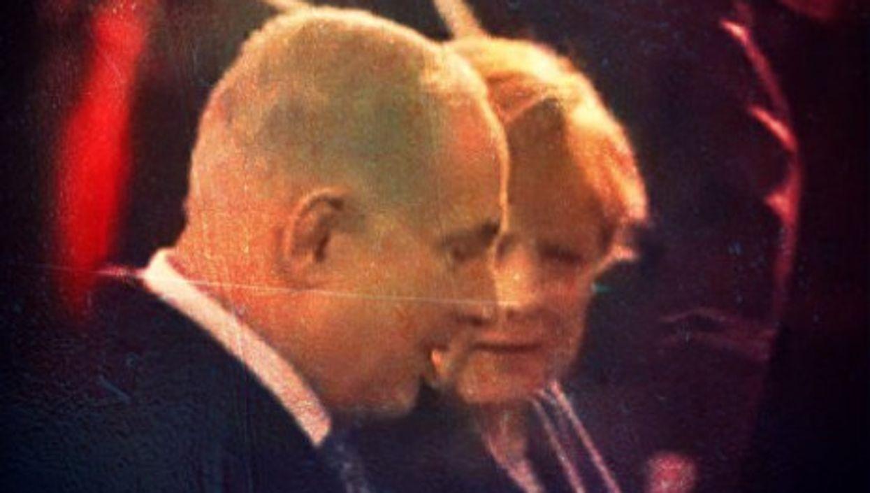 Merkel and Netanyahu