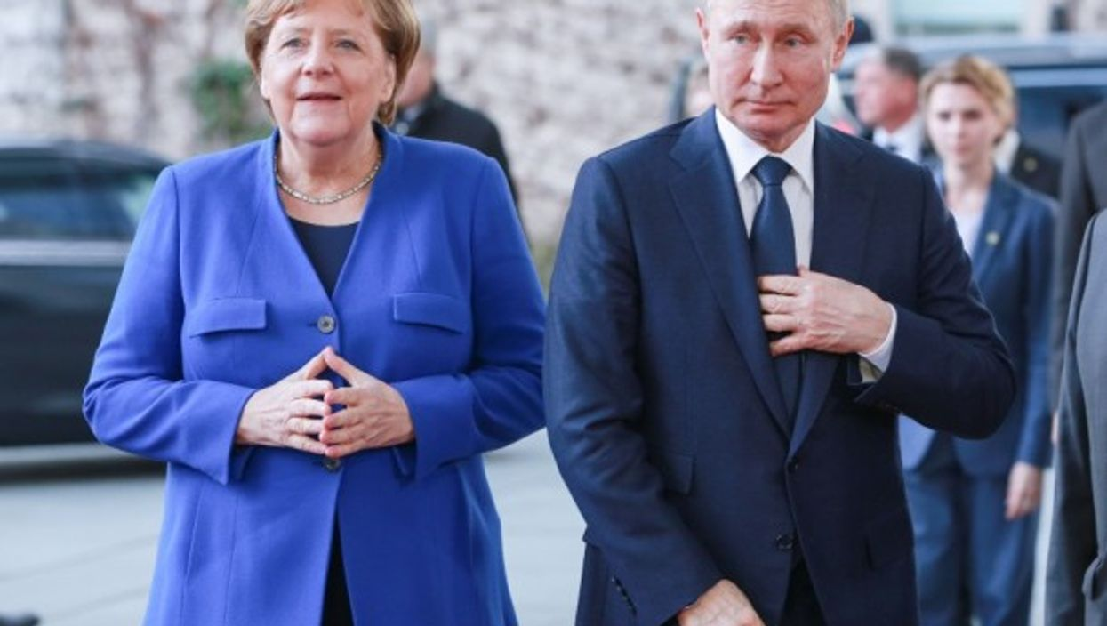 Merkel and Putin know each other well