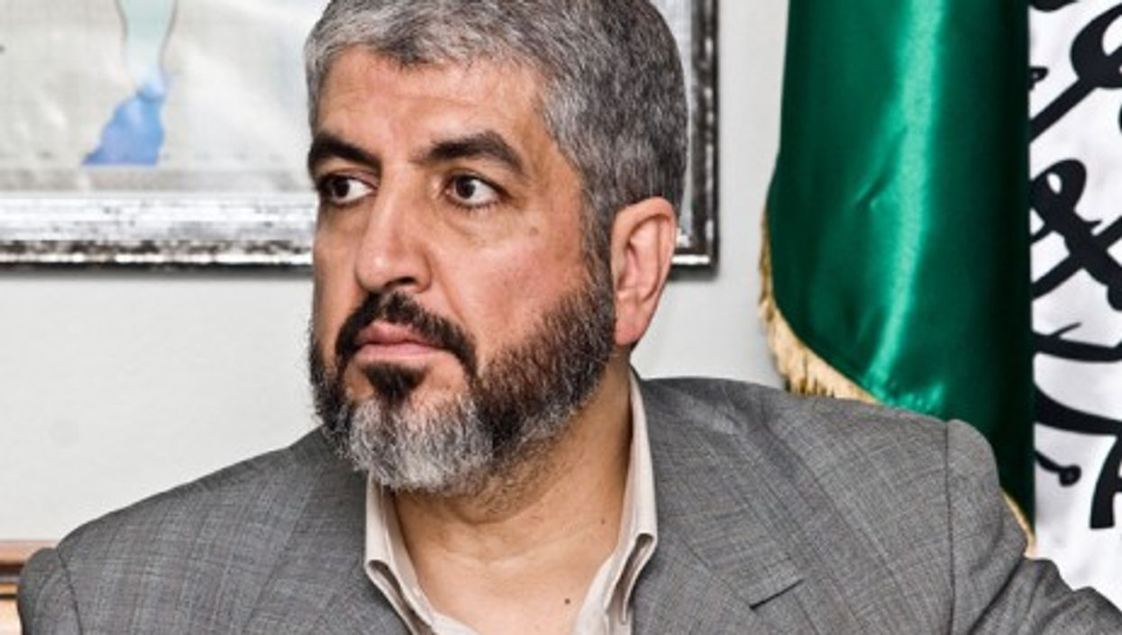 Meshaal in a file photo