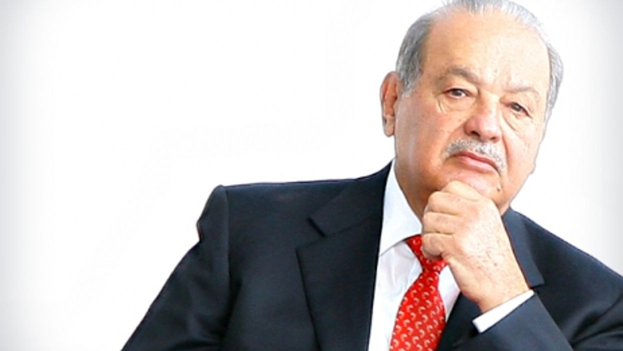 Mexican billionaire Carlos Slim gobbling up Spanish business