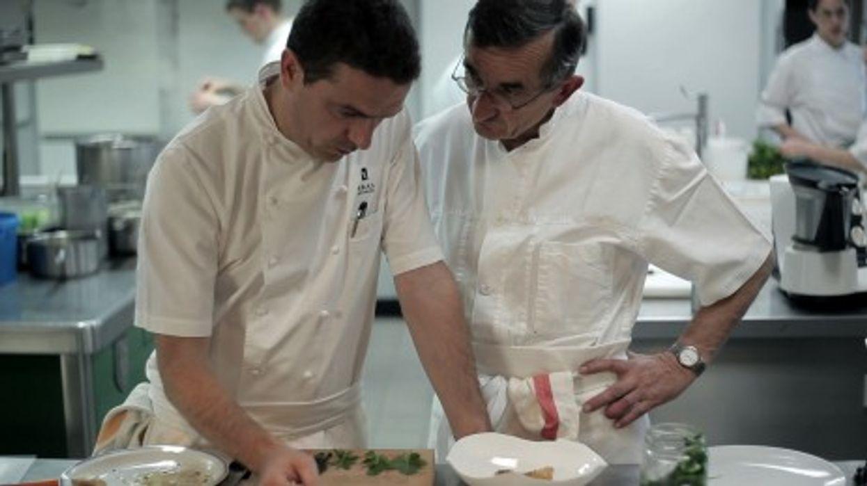 Michel and Sebastien Bras (jour2fete)
