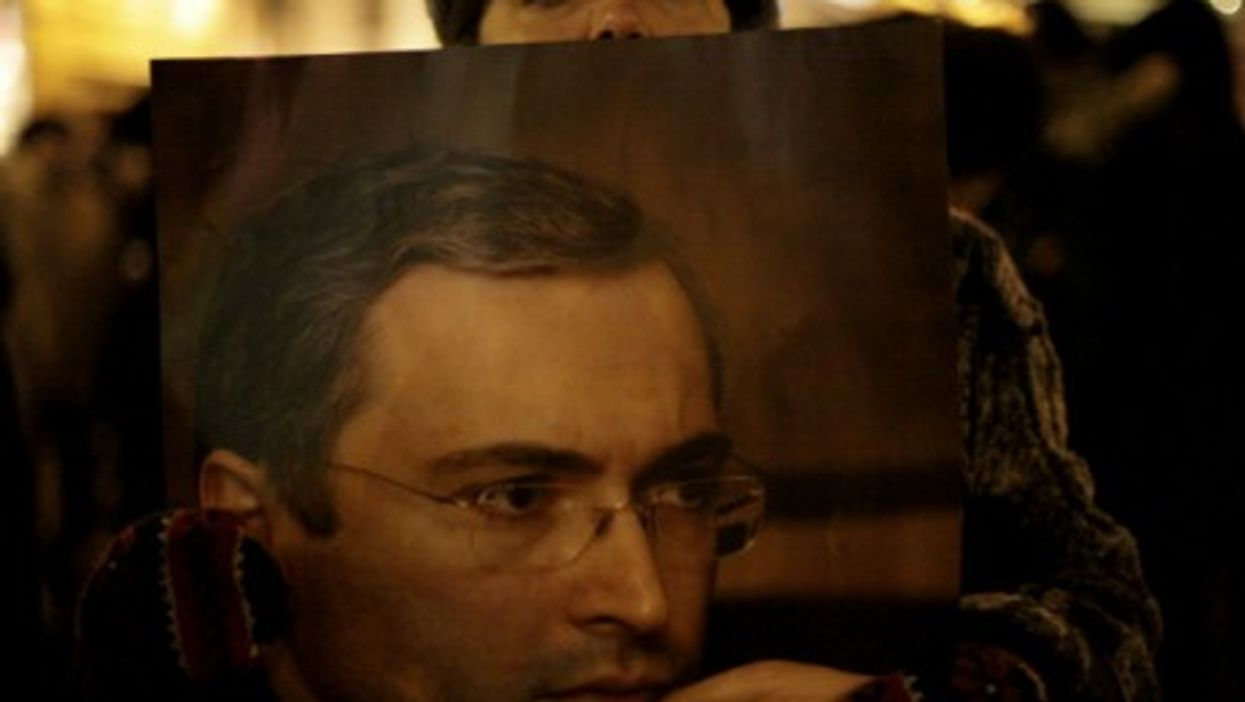 Mikhail Khodorkovsky was freed after spending more than 10 years in jail