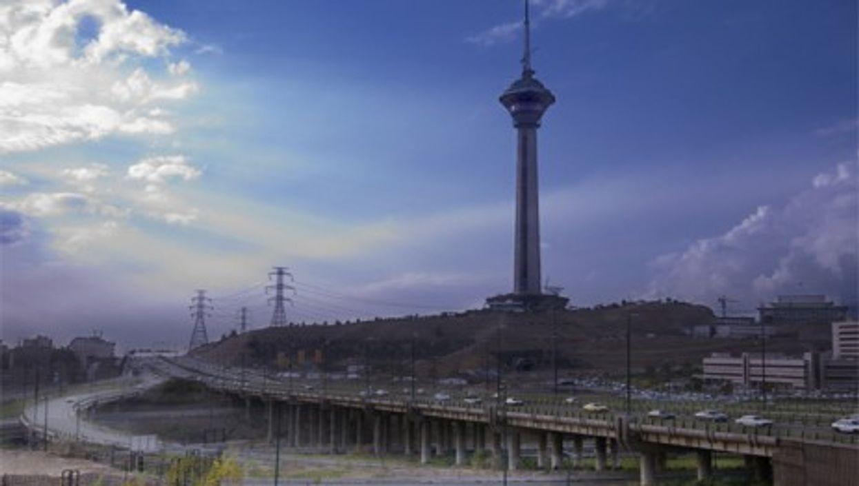Milad Tower in Tehran (Hamed Saber)