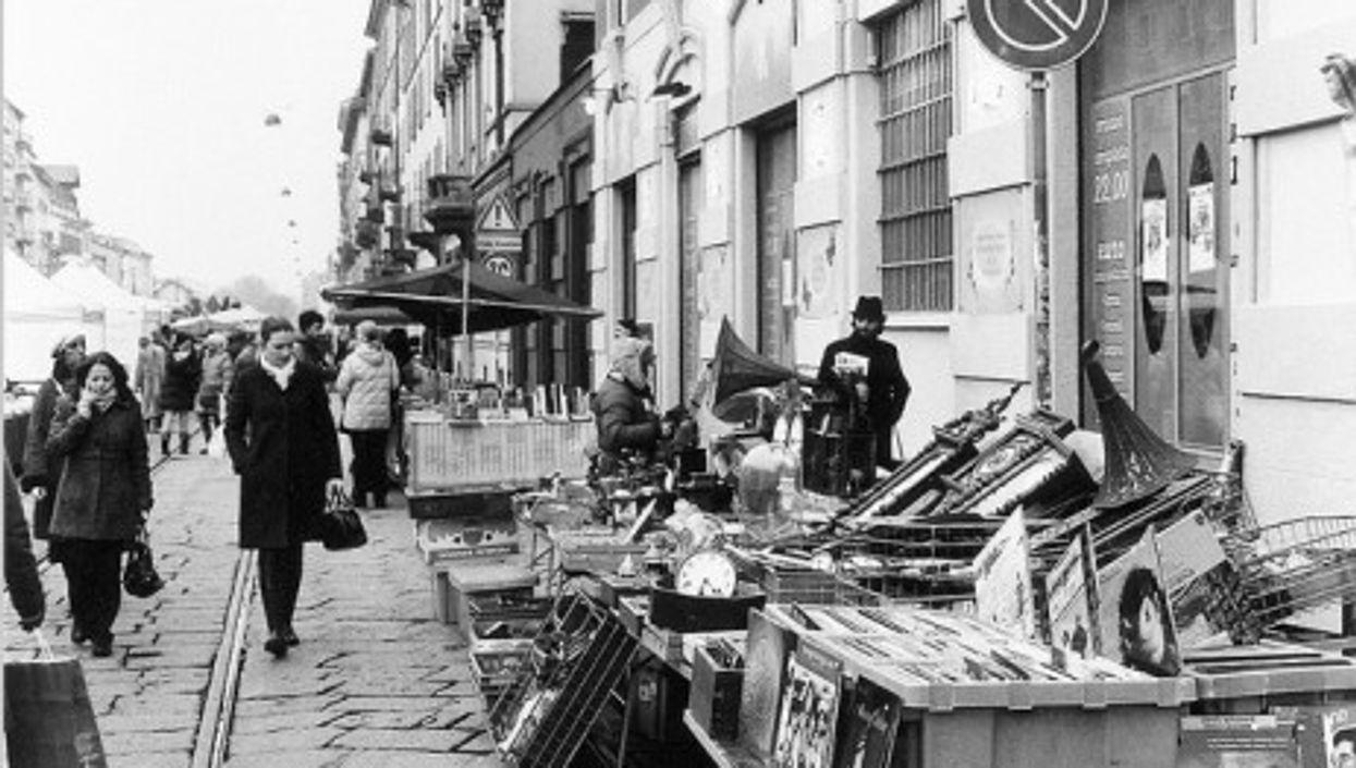 Milan flea market (ornella.s)
