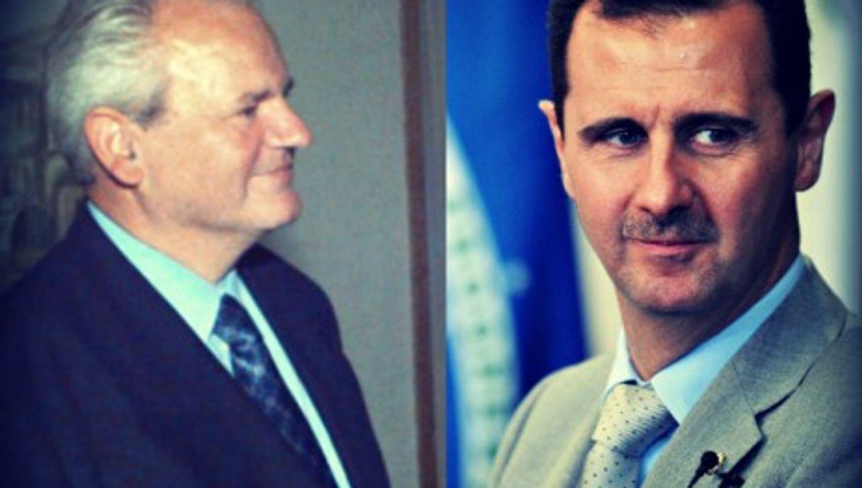 Milosevic, Assad