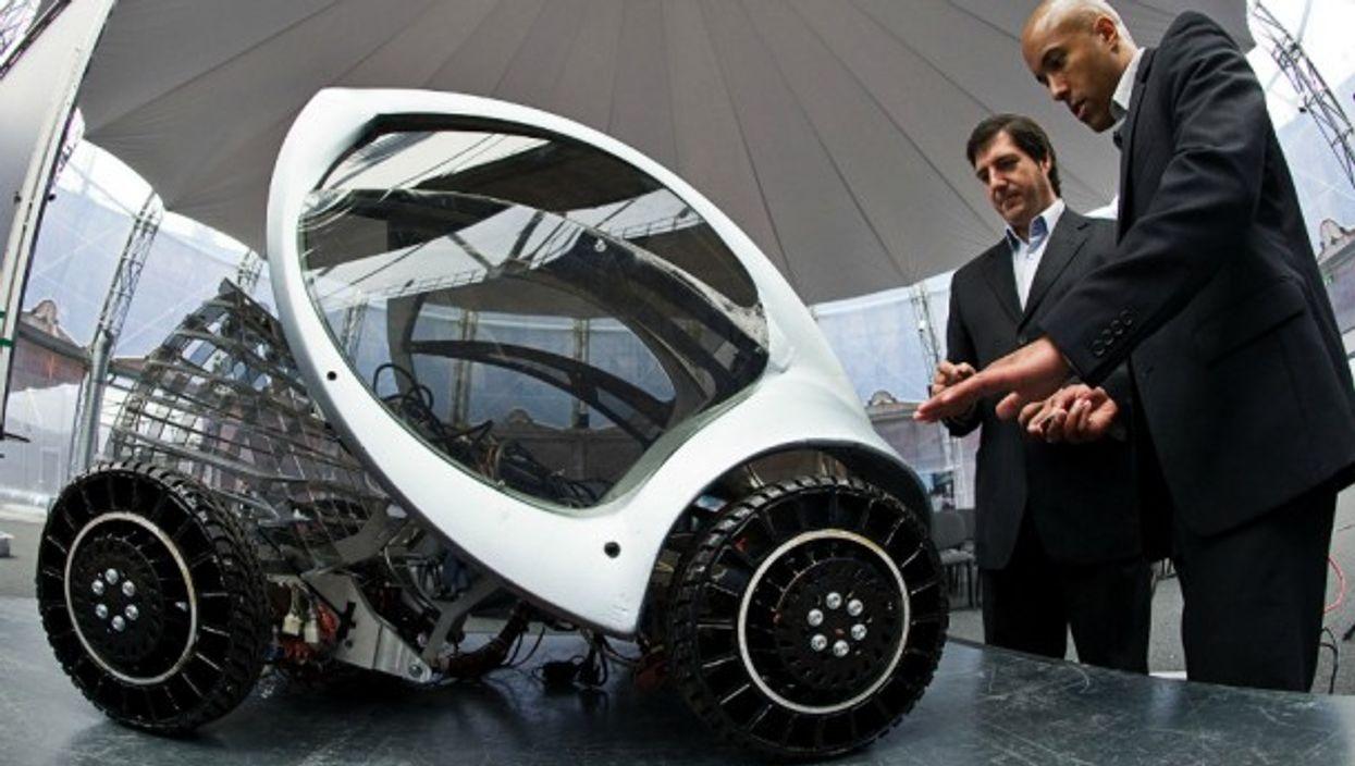 MIT's CityCar concept