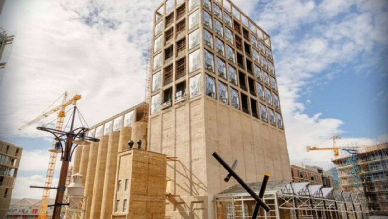 MOCAA, the South African Art Museum opening on September 22, 2017